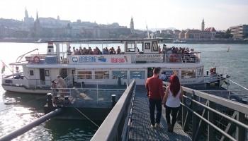 Szent Gellért Boat